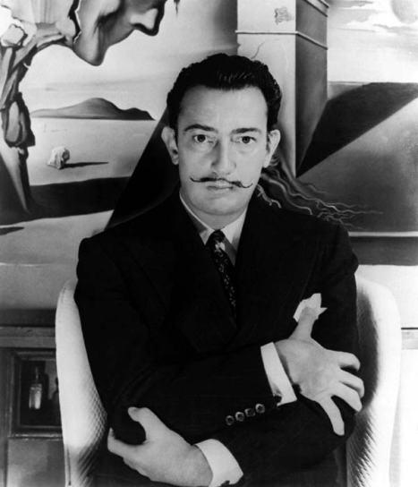 Salvador Dali, 1904-1989.